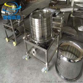 专业生产层叠过滤器 不锈钢层叠过滤机