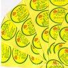 優質供應彩色雙面印不乾膠貼紙 各商品標誌貼紙 PVC雙面印貼紙