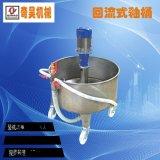 施釉线回流式釉桶,8字釉桶,喷釉柜,抽釉泵