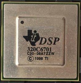 TI 原装DSP芯片 TMS320C6701GJCA120