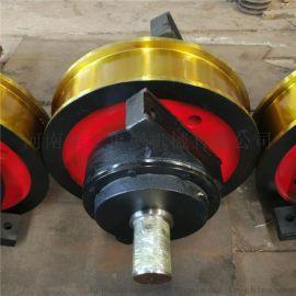 起重机行走车轮组700*160卫华行车大车轮防锻轮