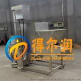 DR12型自動肉餅裹粉機設計原理 上漿裹粉生產線