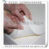 燙畫機海綿墊子現貨批發 T恤衫印花燙鑽用高密度耐燙海綿 白色180密度