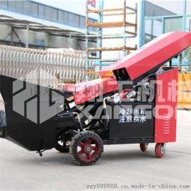 湖北混凝土泵车小型二次构造柱泵