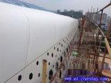 吴忠铝单板 氟碳喷涂铝板价格 双曲氟碳铝单板 造型铝单板厂家