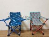 美式儿童沙滩椅牛津布