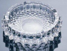 YG1007圆形玻璃烟灰缸