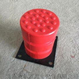 JHQ-A型聚氨酯缓冲器  红色橡胶块缓冲器