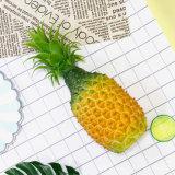 仿真中号菠萝假菠萝模型 农家乐装饰儿童教学道具定