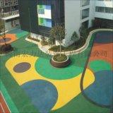 促进发展地坪,幼儿园EPDM卡通地板,海南宏利达