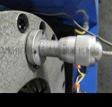 陕西宝鸡市58型钢管缩口机自动钢管直缝焊接机厂家直销