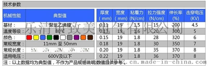黑色PVC电工胶带  超粘防水绝缘胶布 耐高温阻燃