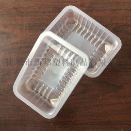 供应pp生鲜食品塑料托盘,可定制一次性塑料托盒