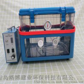河北邯郸环保局使用LB-8L真空箱气袋采样器