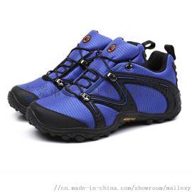 麥樂 男款秋冬防水防滑爬山鞋戶外運動鞋徒步鞋