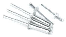 铝制抽芯铆钉  开口型铝拉钉装潢钉拉铆钉