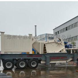 建筑垃圾再利用设备投产江西南昌 再生砂石料供不应求
