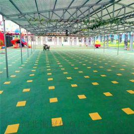 隴南市彈性墊拼裝地板 甘肅懸浮地板廠家