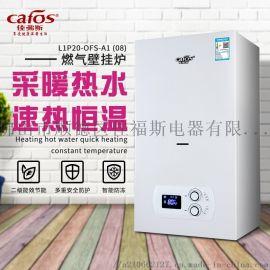 佳弗斯燃氣壁掛爐採暖洗浴兩用爐子供暖氣片地暖採暖