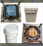 模具设计制造10公斤中石化注塑桶模具自动脱模