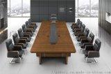 辦公傢俱公司定制中型會議桌、洽談桌