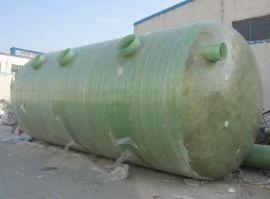化粪池 玻璃钢简易化粪池性能 处理废水储水罐