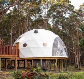 特色山庄球形帐篷酒店
