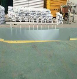 厂家直销喷塑锌钢护栏别墅庭院铁艺护栏厂区围墙护栏安全防护网