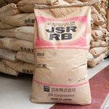 橡胶制品改性日本JSR RB810 低熔点71℃ 耐老化透明聚丁二烯橡胶