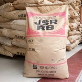 橡膠製品改性日本JSR RB810 低熔點71℃ 耐老化透明聚丁二烯橡膠