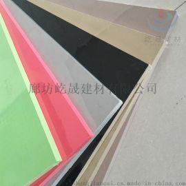 玻纤吸音板 定制彩色天花板 20厚防潮岩棉板