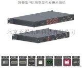 非压缩网管型数字高清视频光端机