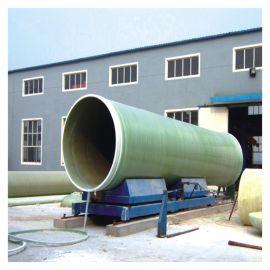 乌兰察布风管 管道 玻璃钢压力 管道