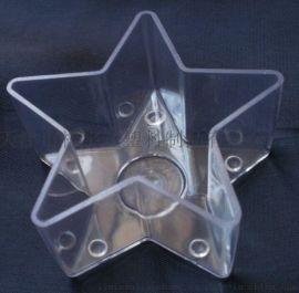 25克五角星形状蜡杯