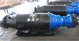 耐磨耐腐蚀大型轴流潜水泵