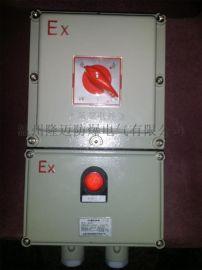 BLK52-16/100A防爆断路器开关箱