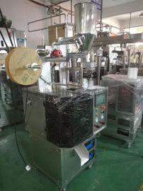 中药茶袋泡茶包装机/红豆杉叶三角包袋泡茶包装机