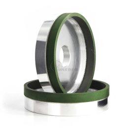 订做6A2杯型金刚石砂轮 6英寸端面磨树脂磨刀轮