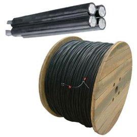 0.6/1kv架空绝缘电缆(绝缘线芯绞合或平行排列)