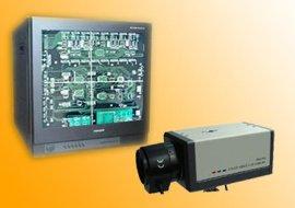 PS版打孔机用十字线摄象机(彩色/黑白)