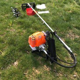 果园小型背负式旋耕除草机