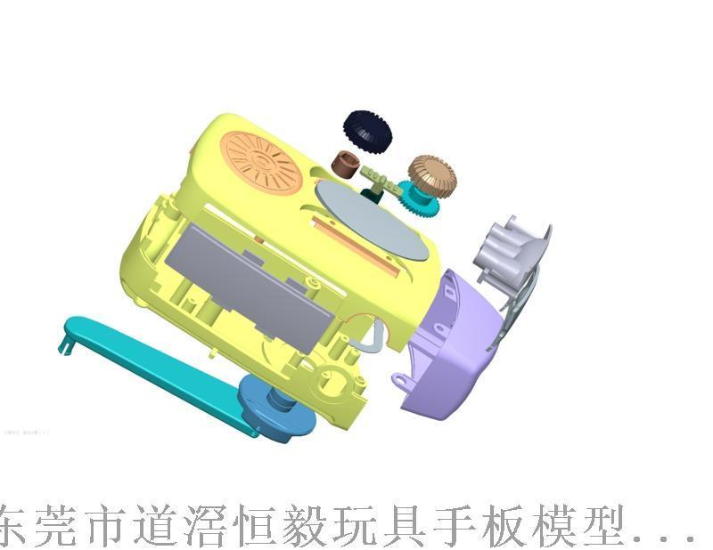 东莞3D建模设计,产品结构设计,抄数画图设计
