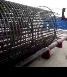 湖南常德市螺旋筋成型机钢筋打圈机
