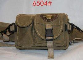 帆布腰包(6504#)