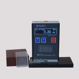 沟槽粗糙度检测仪 工件表面粗糙度计NDT110