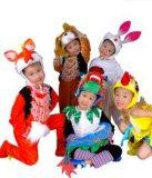 动物儿童服装