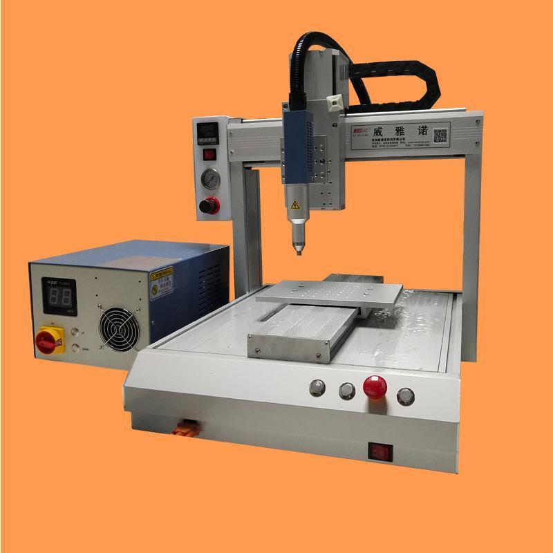 厂家直销四轴等离子表面处理机 全自动火焰处理机 玻璃表面处理器