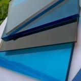 四層PC鎖釦陽光板,大棚PC陽光板,四層矩形鎖扣板