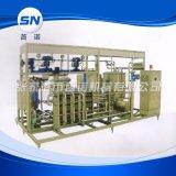 板式杀菌机 饮料灌装生产线生产设备