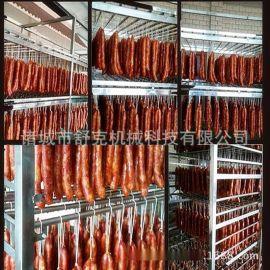 厂家供应蛋黄肠四川腊味通用不锈钢灌肠机舒克大型液压不锈钢包邮